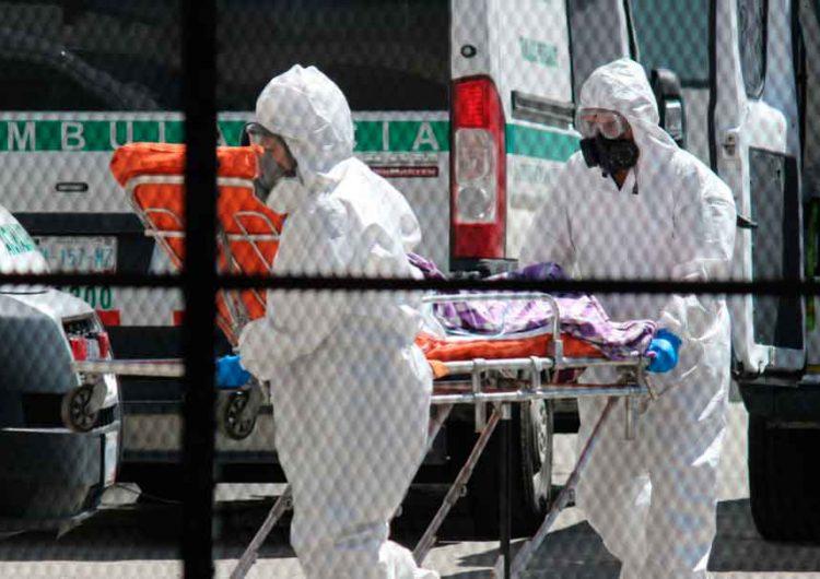 Sector Salud prevé repunte de contagios covid en Puebla