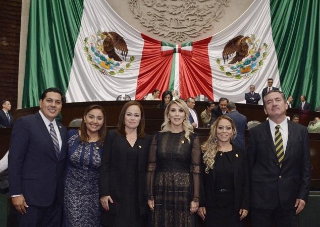 Cinco diputados federales de Aguascalientes buscarán reelegirse
