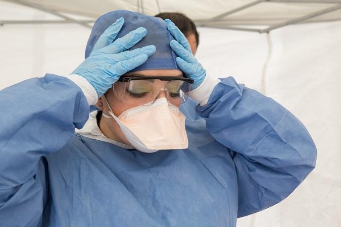 1,200 médicos y enfermeros de Aguascalientes han participado en primera línea contra el Covid-19
