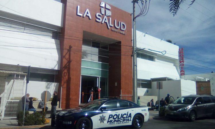 Adolescente de 12 años lesionado con bala perdida en Aguascalientes