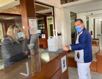 Supervisa gobernador funcionamiento de crematorio de funeraria La Gloria