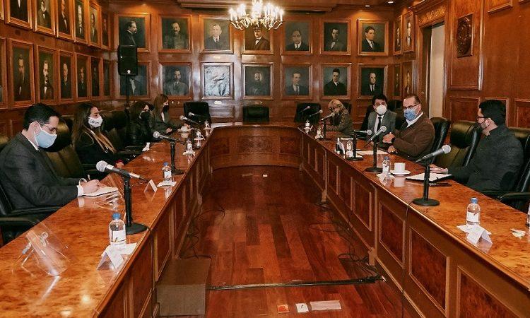 Avala gobierno asesorías presenciales en colegios particulares de Aguascalientes
