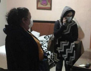 Rescatan a joven víctima de secuestro virtual en Calvillo; tenía dos días desaparecida