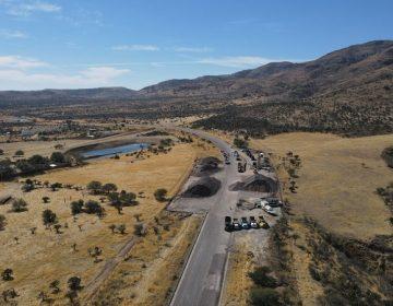 Se han generado 1,300 empleos con construcción del libramiento carretero de Aguascalientes: SOP