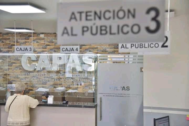 Ofrece municipio de Jesús María descuentos en pagos anuales de agua potable