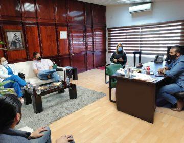 Vacunan a médicos de hospitales privados de Aguascalientes contra el Covid-19