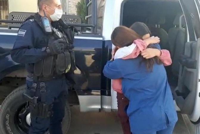 Localizan policías estatales a adolescente que pretendía huir a Zacatecas tras discusión con su madre