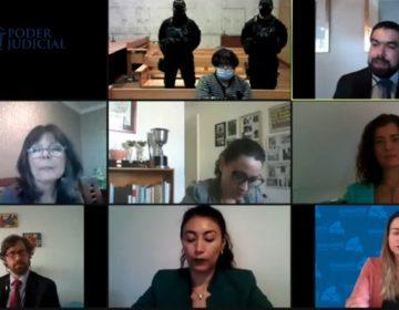 Dictan prisión preventiva en Chile a feminicida vinculado con crimen en Aguascalientes