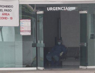 México suma 13,734 casos nuevos de COVID-19 y 1,044 fallecimientos