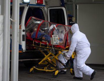 CDMX y el Estado de México mantienen el semáforo rojo; sigue el aumento de hospitalizaciones