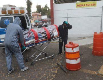 México suma 15,873 casos confirmados de COVID-19 y 1,235 fallecimientos