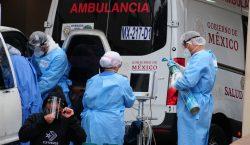 México suma más de 21,000 contagios de COVID-19 en las…