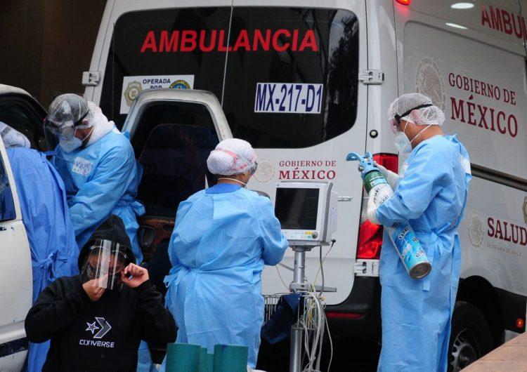 México suma más de 21,000 contagios de COVID-19 en las últimas 24 horas