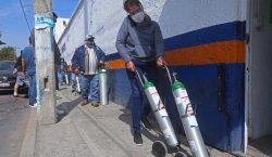 México acumula 1,584 muertes y 18,894 casos confirmados de COVID-19