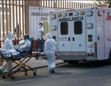 México suma 22,339 casos de COVID-19 y 1,803 muertes