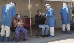 México suma 17,944 contagios de COVID y 1,623 muertes