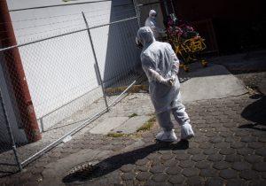 COVID-19: México añade 1,434 decesos y 16,374 contagios a su lista negra