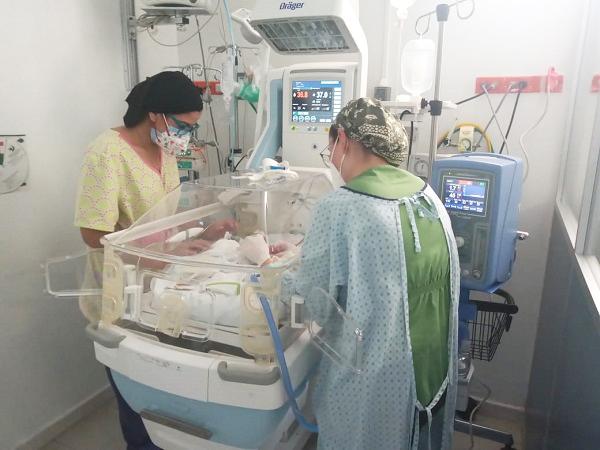 Realizó Hospital de la Mujer 6 mil 611 partos y cesáreas durante 2020