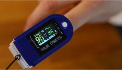 Oxímetro, el aparato que puede ayudar a salvar vidas en…