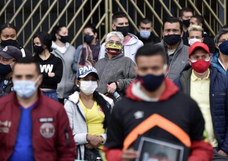 FMI: recrudecimiento del COVID-19 en Latinoamérica amenaza a la recuperación económica