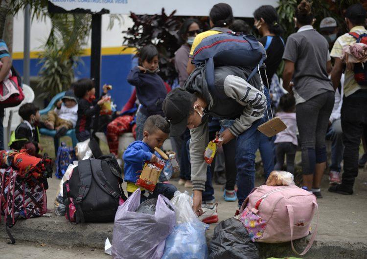 Centroamérica crea plan ante posibles caravanas migratorias con destino a EU