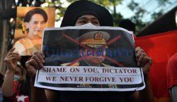 Reino Unido sanciona a jefe del ejército birmano por golpe…