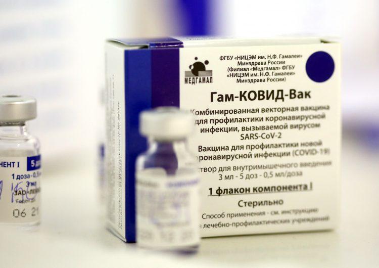 Eficacia de vacuna Sputnik V contra COVID-19 es de 91.6 por ciento: The Lancet