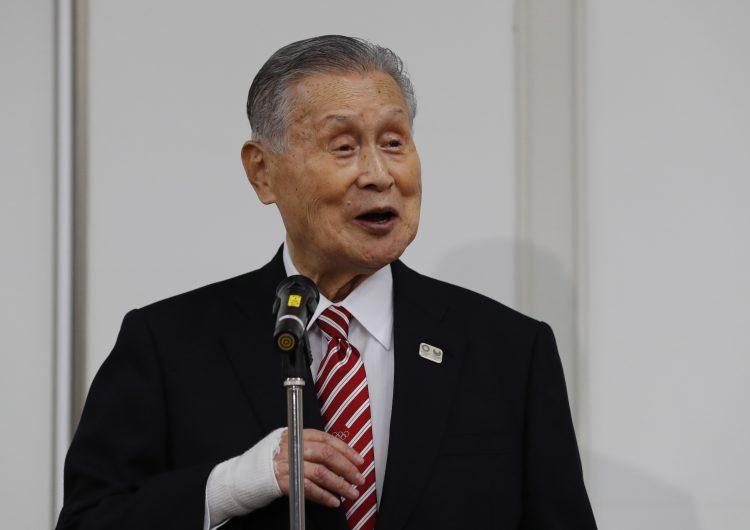 Presidente de los Juegos de Tokio rechaza renunciar por hacer comentarios sexistas