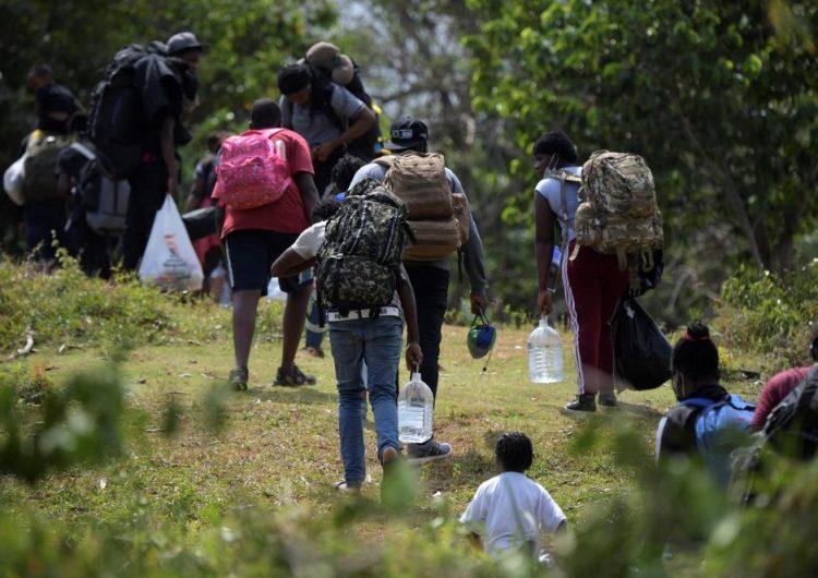 La odisea de los migrantes africanos en América