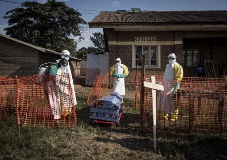 Nuevo brote de ébola en la República Democrática del Congo; hay dos muertos