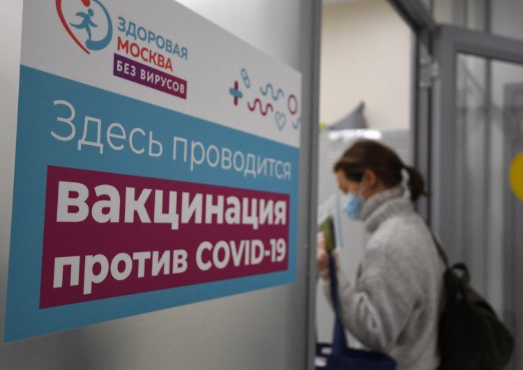 Rusia registra CoviVac y se convierte en el primer país en tener tres vacunas contra el COVID-19
