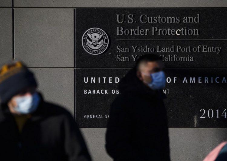México plantea extender un mes más restricciones en la frontera con EU por COVID-19
