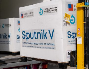 Nicaragua recibe donación de vacunas Sputnik V para enfermos crónicos