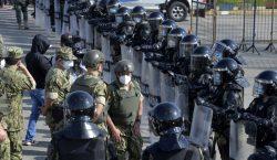 Policía de Ecuador evita la fuga de casi 170 presos…