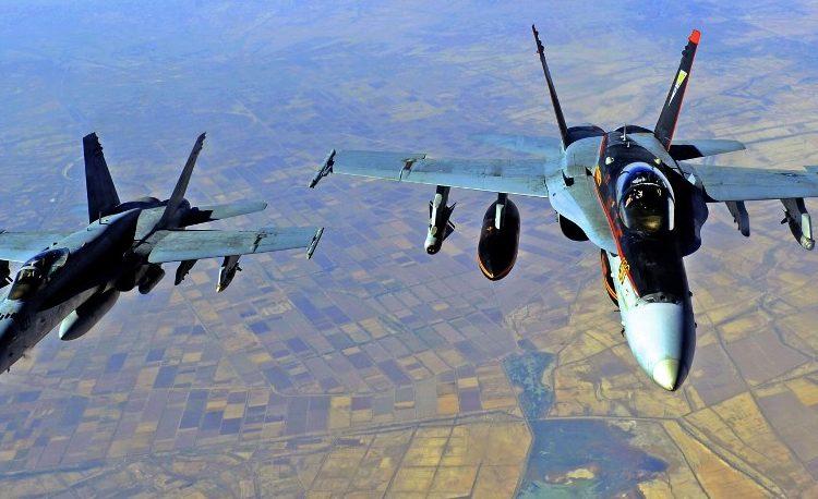 EU ataca milicias apoyadas por Irán en Siria, hay 17 muertos