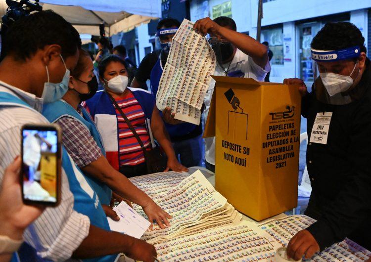 Bukele acusa a Tribunal Electoral de posible fraude en las elecciones de El Salvador