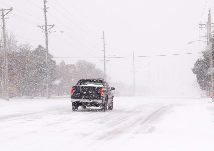 Tormenta de nieve en Texas provoca apagón en estados del norte de México