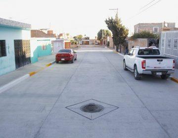 Rehabilitan calle La Luz, Jesús María