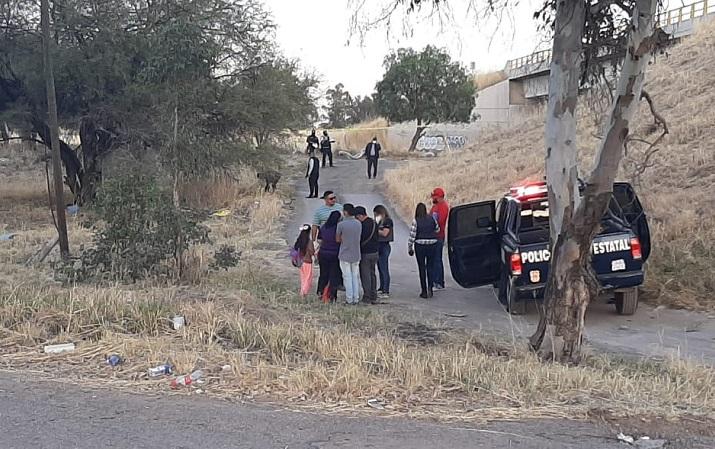 Encuentran restos humanos en predio de carretera a Villa Hidalgo; podrían tratarse de una mujer