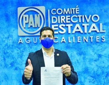 Es Leonardo Montañez el candidato del PAN a la alcaldía de Aguascalientes
