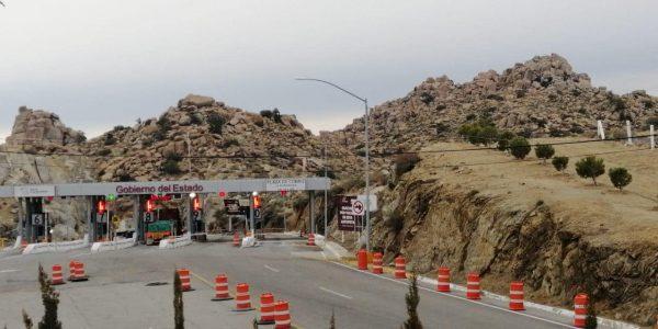 Reporta FIARUM paso libre y seguro en La Rumorosa