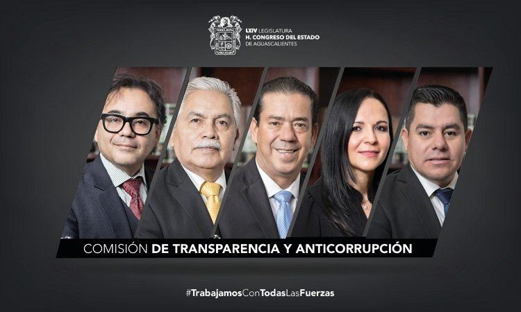 Aprueba comisión dictamen de la Ley Estatal de Archivos en Aguascalientes