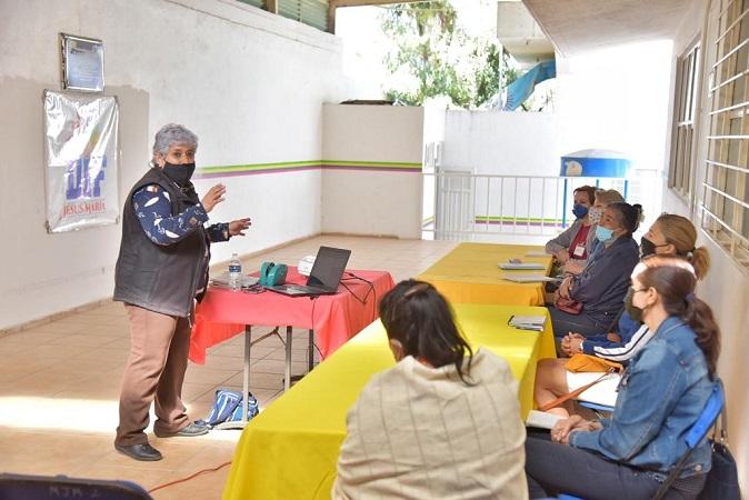 Inicia taller de herbolaria y medicina tradicional en Jesús María