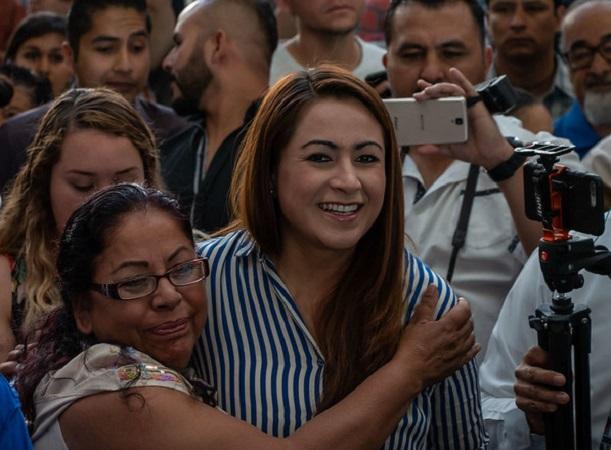 Volvería Tere Jiménez como diputada federal plurinominal, al terminar alcaldía