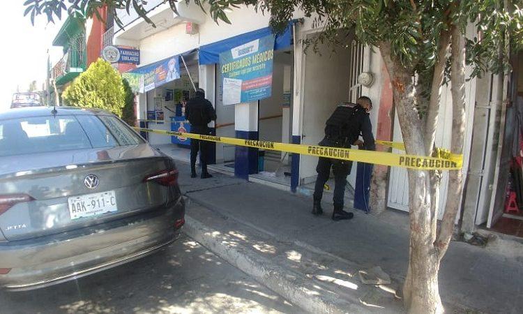 Tras dolor de cabeza muere joven de 22 años en farmacia de Aguascalientes