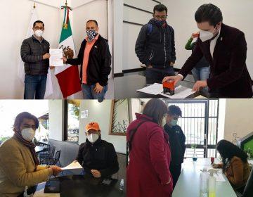 Participarán reporteros de Aguascalientes en elaboración de protocolos sanitarios de elecciones