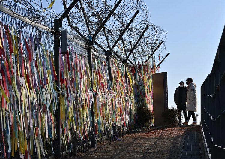Grupos de activistas se unen para pedir a Biden el fin de la guerra de Corea