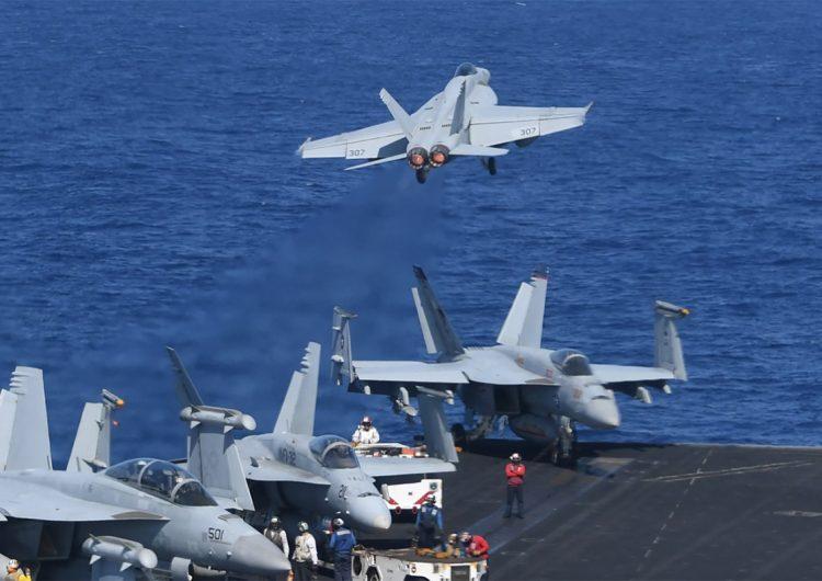 El ataque aéreo de Biden en Siria genera acusaciones de hipocresía