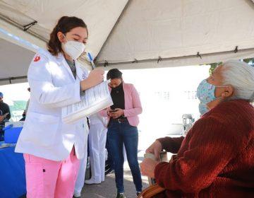 Participan 28 alumnos de la UAA en brigadas de vacunación contra el Covid-19 en Aguascalientes
