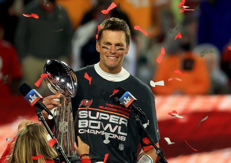 Tom Brady, el hombre que nació para ser uno de los mejores atletas de la historia